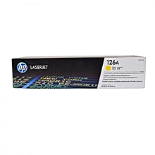 126A LaserJet Toner Cartridge CE 312 -  Yellow