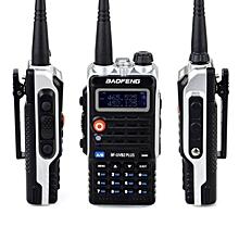 BaoFeng UVB2 PLUS VHF / UHF Dual Band Programmable Walkie Talkie Radio Transceiver