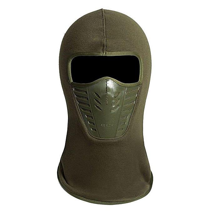 c6ad43e5a03 Generic Balaclava Fleece Hood   Ski Mask with Air Mask   Best Price ...