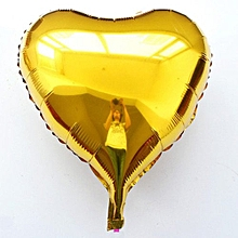 Freebang 10inch Love Heart Foil Helium Balloons Wedding Party Birthday Decoration