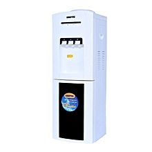 GWD17011-Hot,Normal &Cold Water Dispenser with Cabinet-White