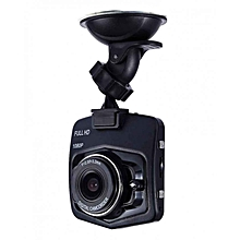RH-H400 - 1080P Mini Car Camera DVR Detector Parking Recorder - Black