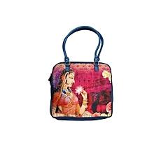 Digital Practico Handbag - Blue