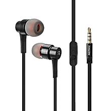 REMAX RM 535 Sport Bass Earphones Stereo Earphones With Mic