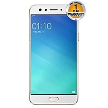 "F3 - 5.5"" - 64GB - 4GB RAM - 13MP Camera - 4G - (Dual SIM), Gold"
