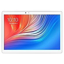 T20 10.1-inch 2.5K (4GB, 64GB ROM) Android 7.1 Nougat, 13MP + 13MP, 8100mAh, Dual SIM 4G LTE Tablet PC - Silver