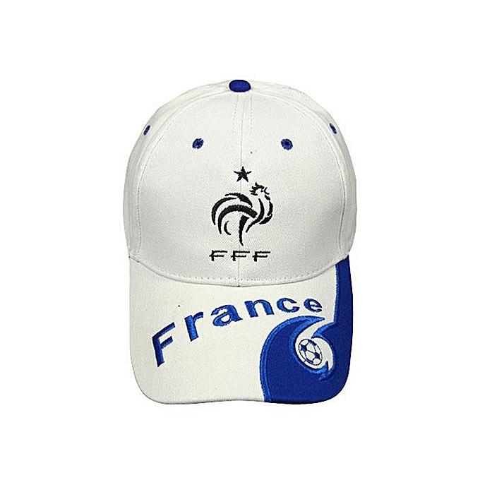 2018 Football baseball Cap letter print England Brazil Spain France  Argentina Germany Fans Caps Headwear Hat 8391e545950