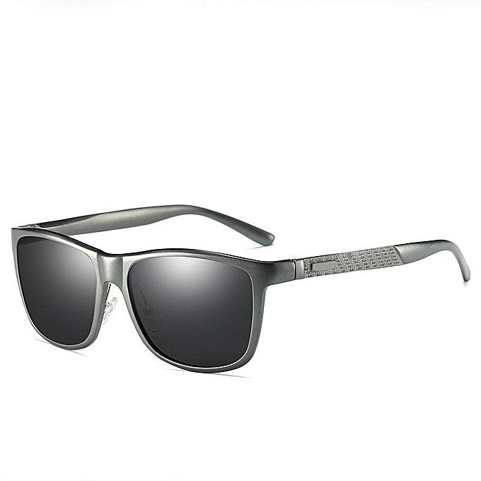 7022143c126d Unisex Classic HD Polarized Sunglasses UV400 Mirror Lens Eye Glasses Eyewear  ...