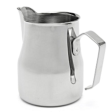 Stainless Steel Espresso Coffee Pitcher Craft Latte Milk Frothing Jug 550/350 ML
