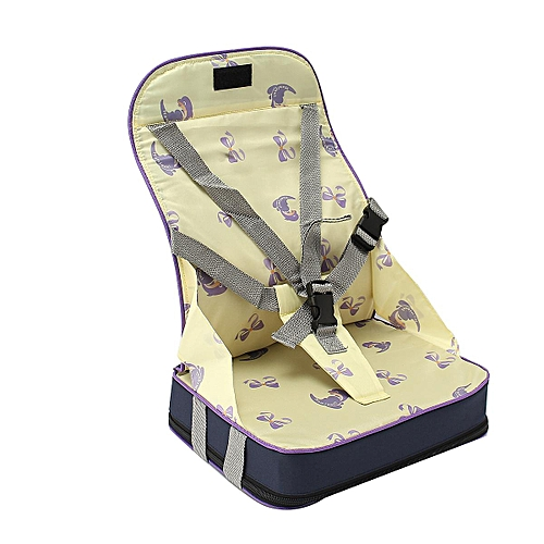9e51b8a54f7b Generic Portable Baby Travel High Chair Dining Feeding Chair Foldable Kids  Booster Seat