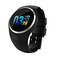 Newwear Q1 1.0inch Blood Pressure Heart Rate Monitor Long Standby Fitness Tracker Smart Wristband