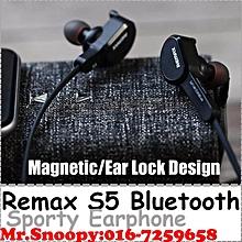 LEBAIQI Remax RB-S5 Wireless Bluetooth Earphone, Headset