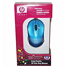 USB wired Optical Gaming mouse for PC/Laptop - Blue