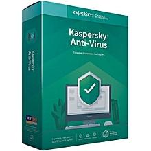 2019 Antivirus  -3users +1 user