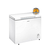 RZ20K1133WW: Duracool Chest Freezer - 7.5Cu.ft - 200Litres - White