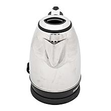 HQ-715 - 1.8L Electric Kettle - Silver & Black