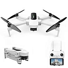 Hubsan H117S Zino GPS 5.8G 1KM FPV with 4K UHD Camera 3-Axis Gimbal RC Drone Quadcopter UAV- RTF-WHITE