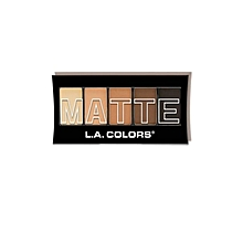 5 Color Matte Eyeshadow Palette - Browen Tweed