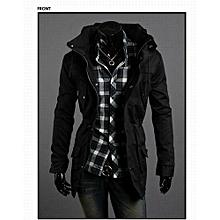 Men's Hot Sale NEW Spring Autumn Chaqueta Hombre Men Coat Mens Jackets And Coats Veste Homme Sport Male Casual Jacket-black