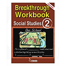 Breakthrough Workbook Social Studies Pupil's Book.2