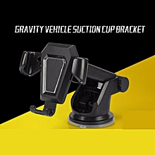 One touch Car Mount Holder Windshield Dashboard Suction Mount For Cell Phone GPS