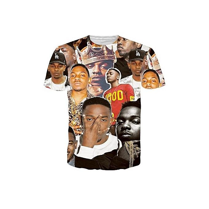 New Women Men Fashion 3D T Shirt Tupac Shakur 2Pac Hip Hop Rap