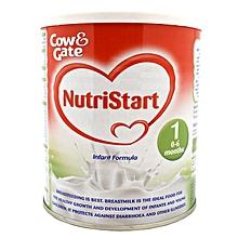 NutriStart Infant Formula 1 - 400g (0 - 6 Months)