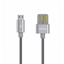 Remax RC-080m Data Cable Silver Serpent Series DIOKKC