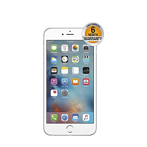 Refurbished iphone 6s silver