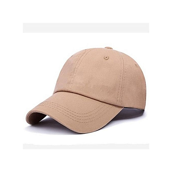 772ffb5b1dc Summer Golf Baseball Caps For Men Outdoor Sports Adjustable Casual Sun  Shade Cap(Khaki)