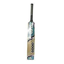 Cricket Bat English Willow: 6000: