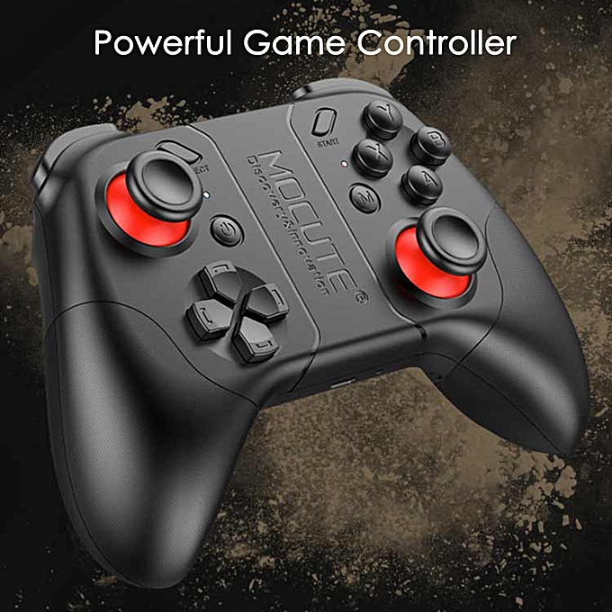 ... MOCUTE 053 Wireless BT Gamepad Dual Joystick VR Game Controller Smartphone Tablet Handle for Android ...