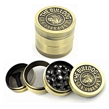 1 PC New Type Vintage 4Layers Dog Head Herb Grinder Weed Tobacco Grinder Cigarettes Smoke Crusher Hand Muller,,,,,,,, - as show