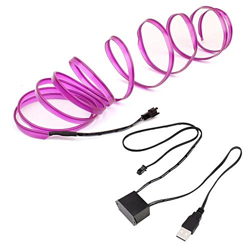 648f8a62 Allwin LED EL Light Neon Rope Car Party Dance Glowing Strip + 3V/12V USB  Drive 1M @ Best Price Online | Jumia Kenya
