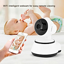 Audio Video Monitor WIFI Wireless Monitor Camera Night Vision Baby Home Viewer