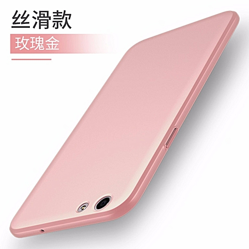 outlet store 90f1c 61598 For OPPO F3 Luxury Pure Painting Color Case Hard PC Shockproof Anti-scratch  Back Cover Protection Casing For OPPO F3 (Rose Gold)