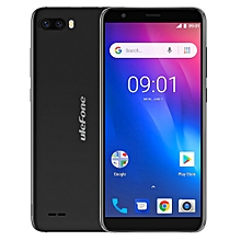 S1, 1GB+8GB, Dual Back Cameras, Face Identification, 5.5 inch Android GO 8.1 MTK6580 Quad-core 64-bit up to 1.3GHz, Network: 3G, Dual SIM(Black)