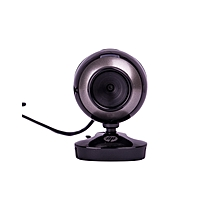 Webcam HD-2200 - Black & Silver