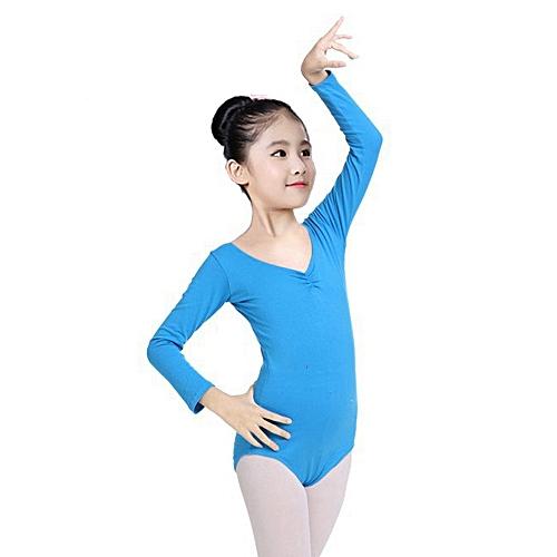 02cfb8f71d89 Eissely Toddler Children Dance Leotards Tops Bodysuit Dancewear ...