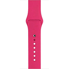 bluerdream-Fashion Sports Silicone Bracelet Strap Band For Apple Watch Series 1/2 38MM D-AS Shown