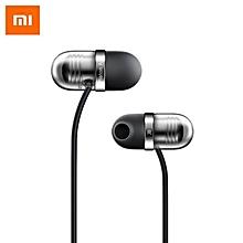 Xiaomi Mi Capsule Design Half In-ear Earphones with Mic On-cord Control