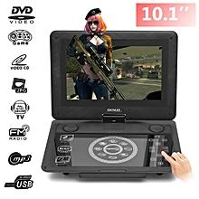"Portable 10.1"" LCD Screen DVD Player"