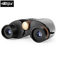 BIJIA 8x22 HD Telescope Binoculars Night Vision Handheld Portable BAK4 Waterproof