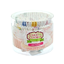 100 Pieces Cup Cakes Violet #CC022