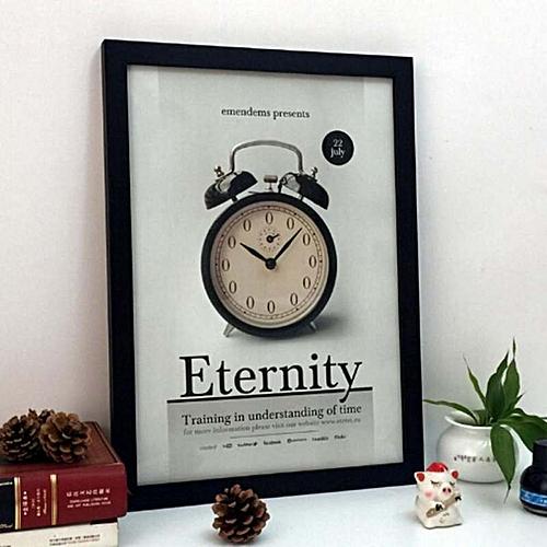 Buy Generic Fang Fang 6\'\' Solid Wood DIY Poster Frame Photo Frames ...