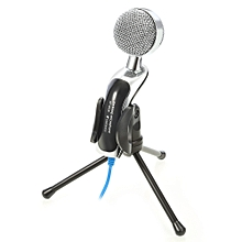 Yanmai SF-922B USB Condenser Microphone Mic Studio Audio Sound with Stand BLUE AND BLACK