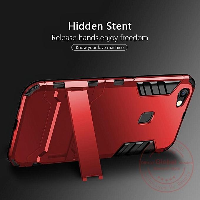 ... Rzants For V7+ / V7 Plus [Armor Series] Shockproof Kickstand Hard Back Cover Case ...