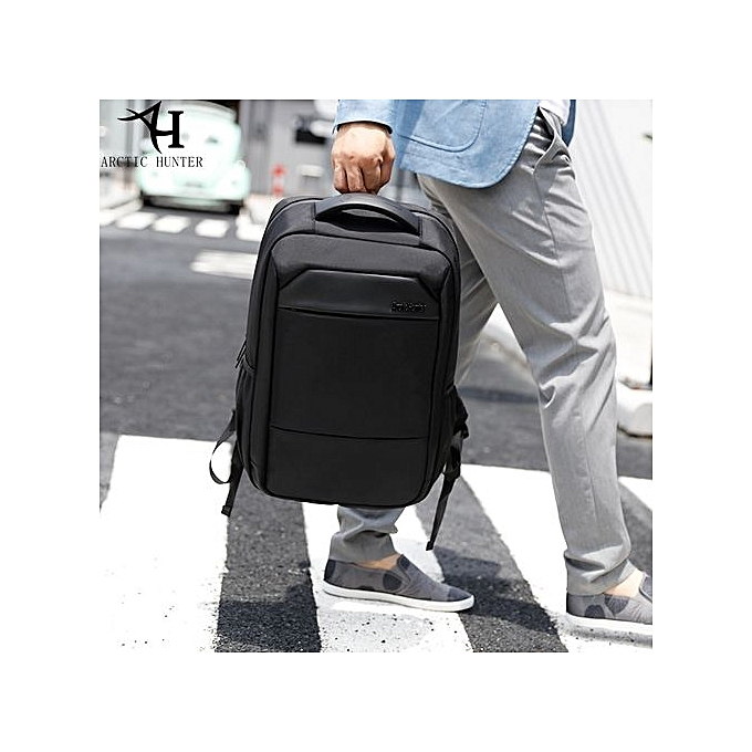 1ab2c4b0c6b ... ARCTIC HUNTER Backpack Fashionable 15.6 Inch Laptop Computer Backpacks  Male School Bags For Teenage Women Backpack