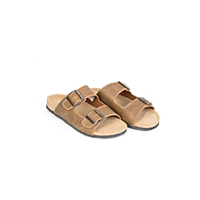 Brown Fashionable Sandals