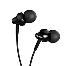 REMAX RM 501 In ear Stereo Earphone Headphone With Mic For Smartphone